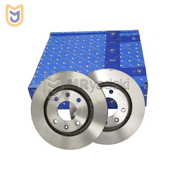 دیسک ترمز چرخ جلو مناسب رانا ایساکو مدل 0670202211