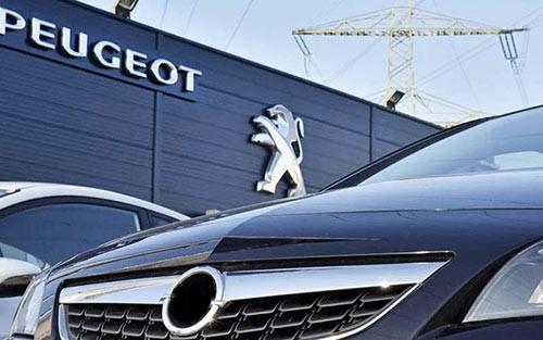 شرکت خودرو سازی پژو فرانسه