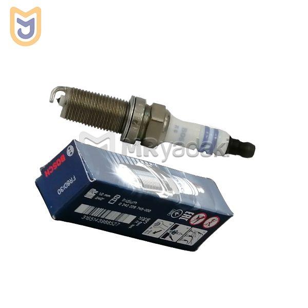 شمع موتور خودرو پایه بلند سوزنی بوش مدل 3165143431306