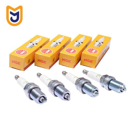 شمع خودرو NGK پایه کوتاه مناسب برای دنا و ریو و 405 و پارس و ساینا و کوییک