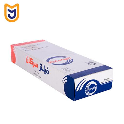 فیلتر هوا خودرو سرکان مدل SF 939 مناسب برای پژو پارس