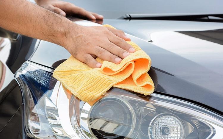 تمیز کننده داخل خودرو
