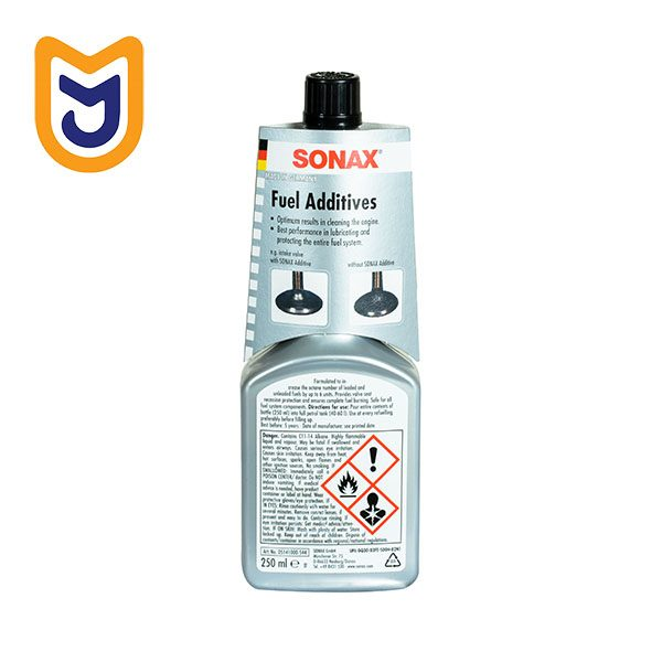 Sonax 514100 Supplement Fuel System