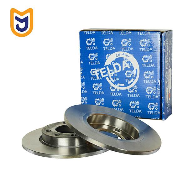 Telda Rear disck for samand LX EF7