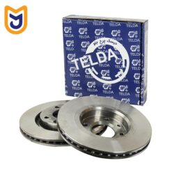 Telda brakedisk for peugeot 206 type 5
