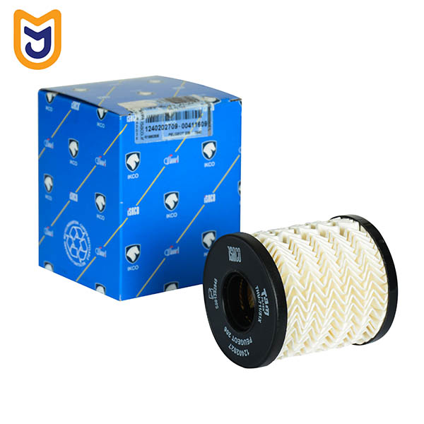 Isaco 1240202709 Oil filter