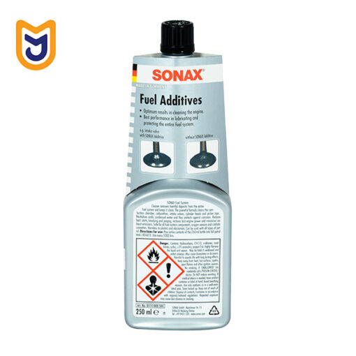 Sonax 515100 Fuel System Cleaner 250ml
