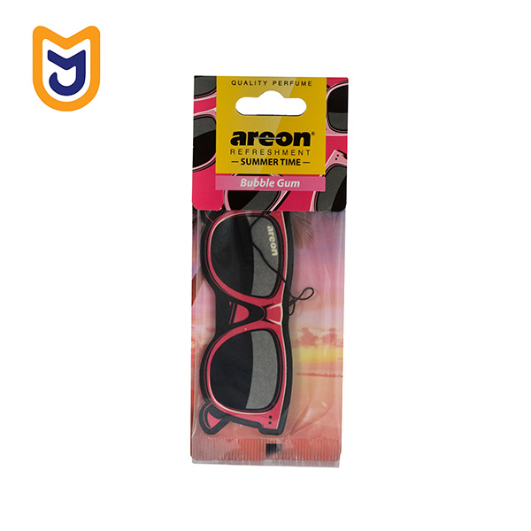 Areon Summer Time Bubble Gum Car Air Freshener
