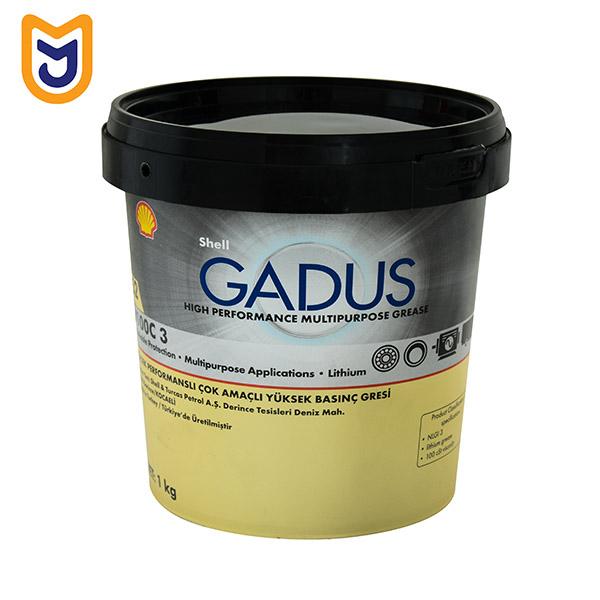گریس نسوز شل Shell مدل GADUS S2 V1 00C 3 (یک کیلوگرمی)