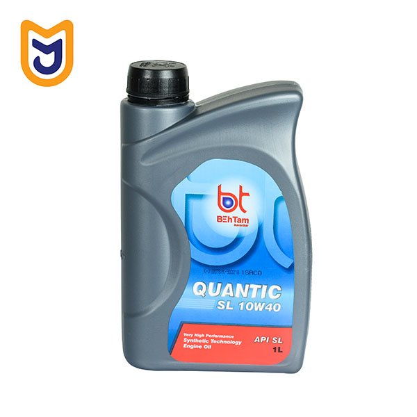engine oil Behtam 10W40 Quantic 1 Liters