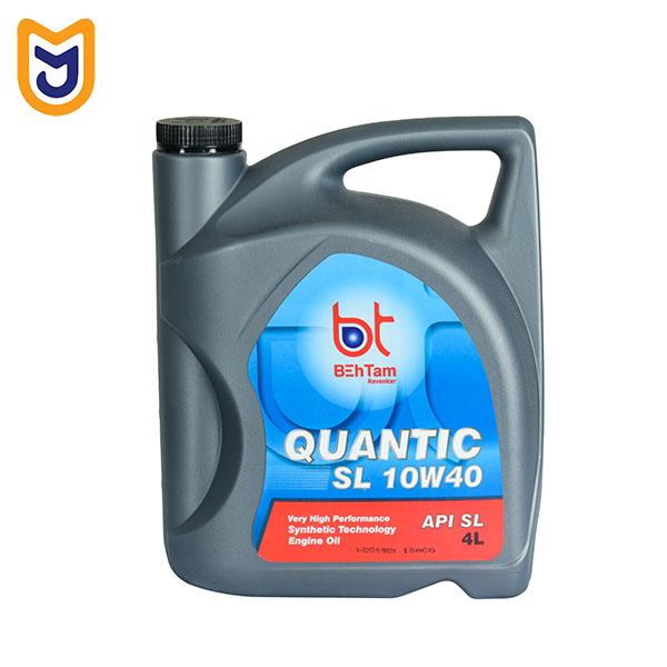 engine oil Behtam 10W40 Quantic 4 Liters