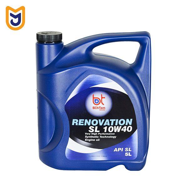 engine-oil-Behtam-10W40-Renovation-5-Liters-
