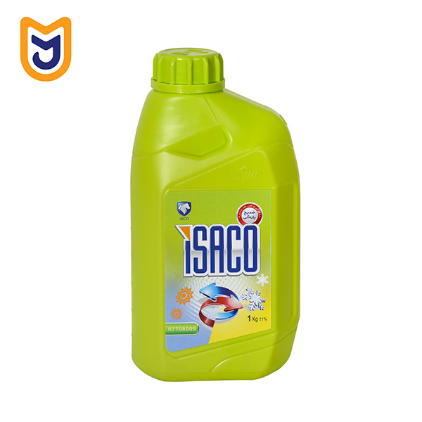 ISACO-Car-Antifreeze
