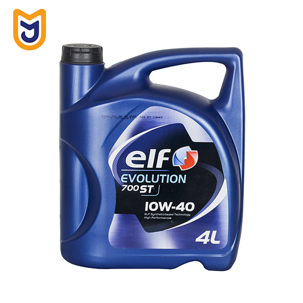 Elf Evolution 700ST Car Engine Oil 4 L