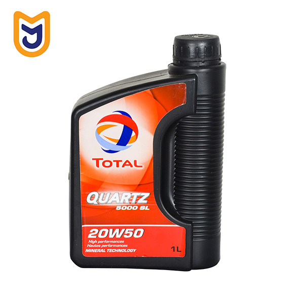 Total Quartz 5000 SL Car Engine Oil 1 L