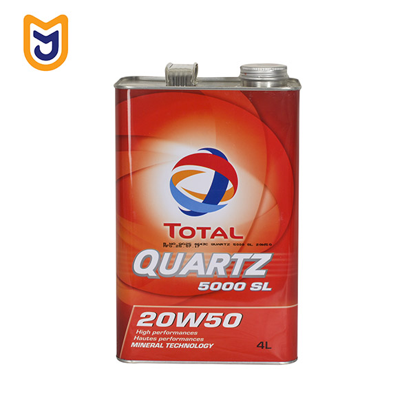 Total Quartz 5000 SL Car Engine Oil 5L