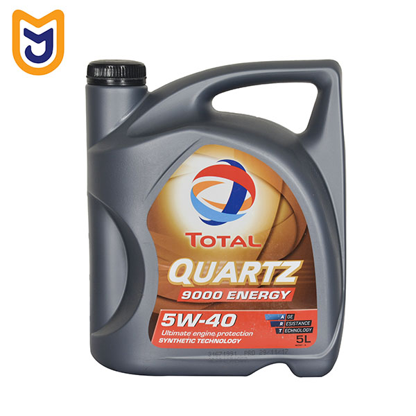 Total Quartz 9000 Energy Car Engine Oil 5 L