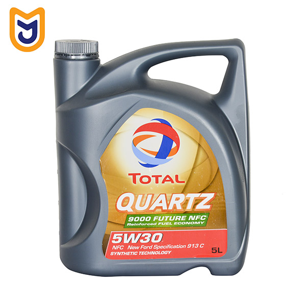 Total Quartz 9000 Oil 5 L