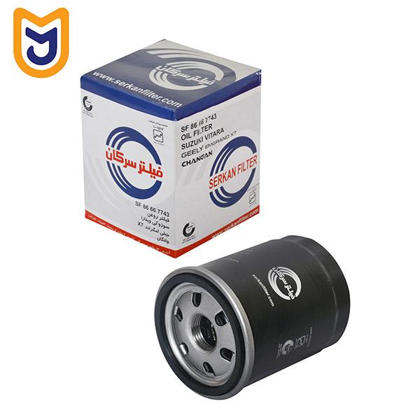 SUZUKI-serkan-Oil-Filter