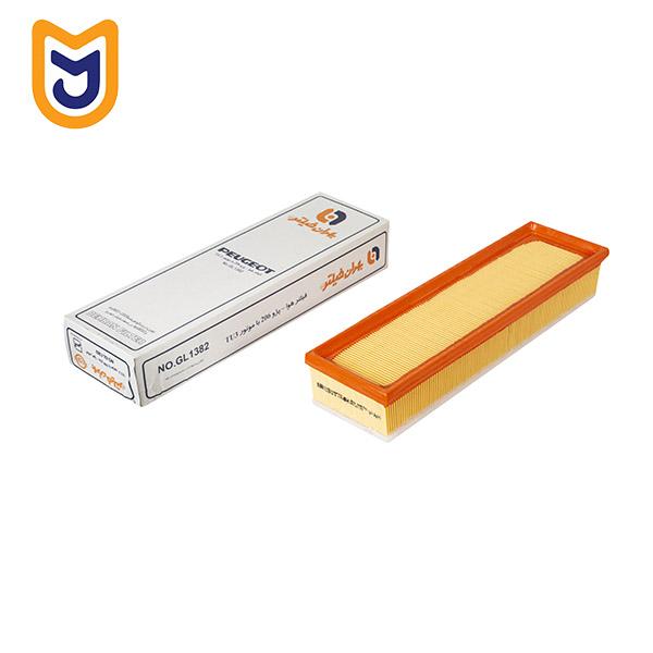 فیلتر هوا بهران پژو 206 تیپ 2 و تیپ 3