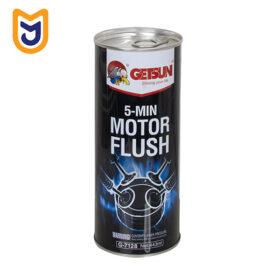 محلول تمیز کننده محفظه روغن موتور خودرو گتسان مدل MOTOR FLUSH