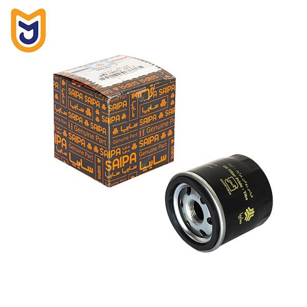 فیلتر روغن موتور خودرو سایپا یدک مناسب پراید و تیبا و ساینا و کوییک