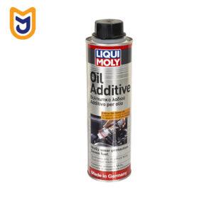 محلول تمیز کننده محفظه روغن موتور خودرو لیکومولی مدل Oil Additive