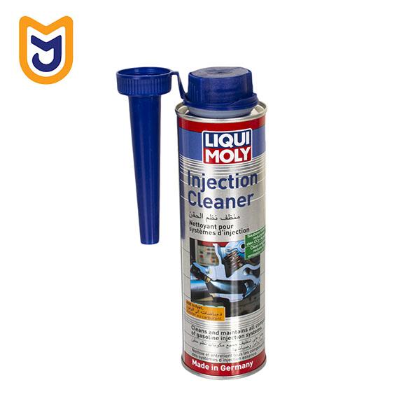 محلول تمیز کننده سیستم سوخت خودرو لیکومولی