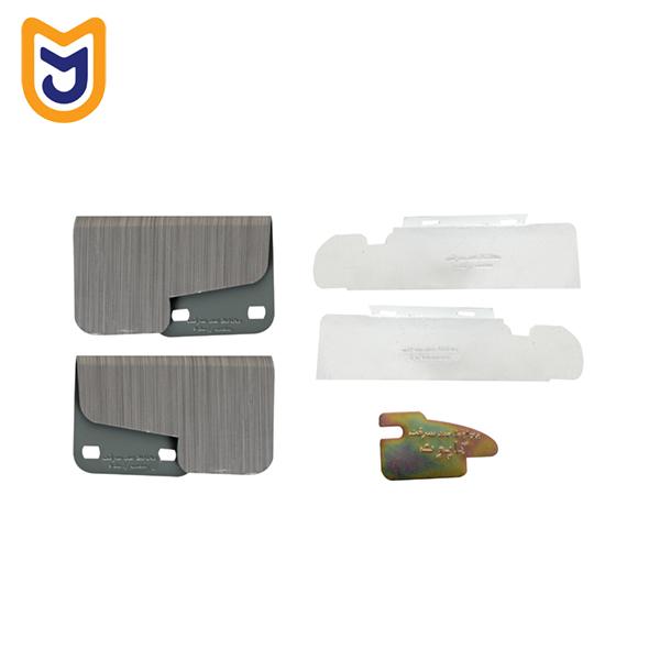 محافظ ضد سرقت قفل درب موتور و درب های جلو پراید
